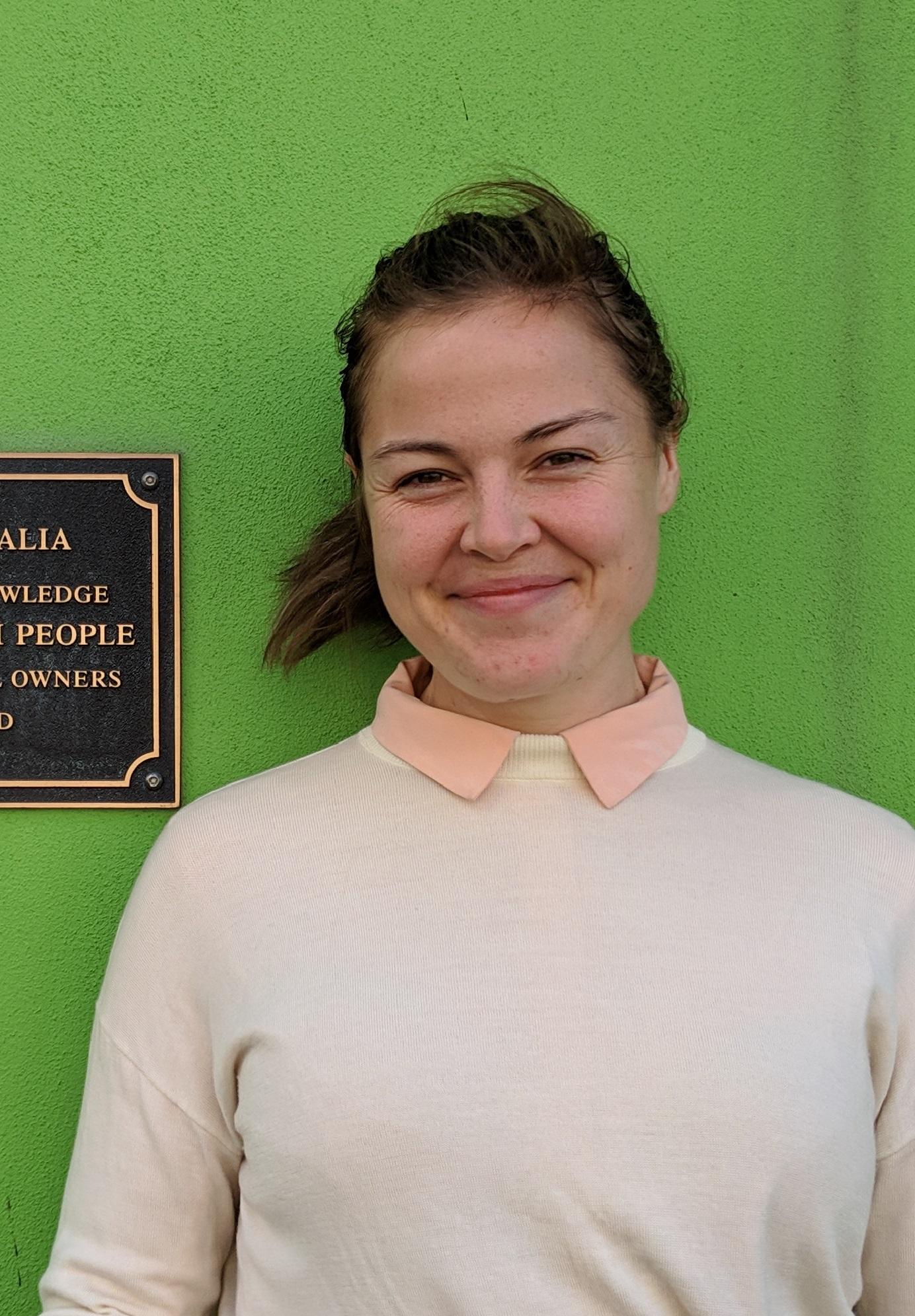 Laura Newman (Cohort 2013)