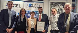 ACEL Award Presentation
